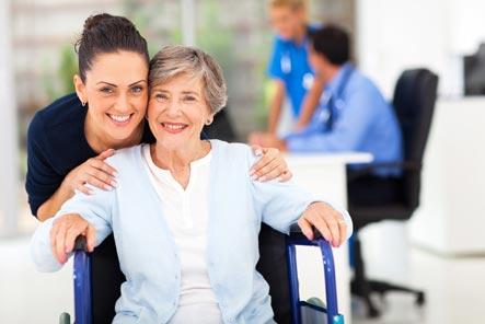 patient caretaker services